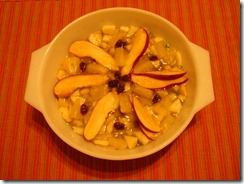 make ahead apple salad