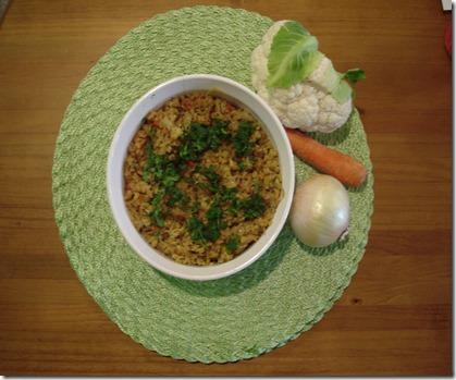 Quinoa Khichadi